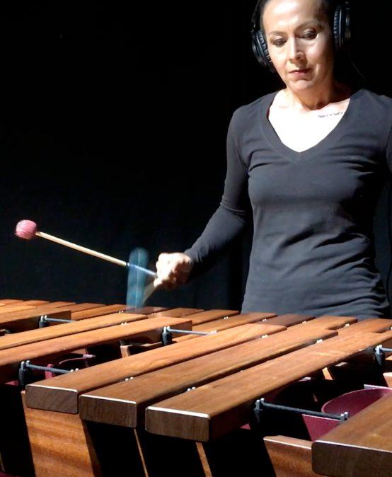 Concierto del mediodía: Diana Melo, percusión (Colombia)