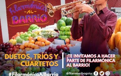 Filarmónica al Barrio 2020
