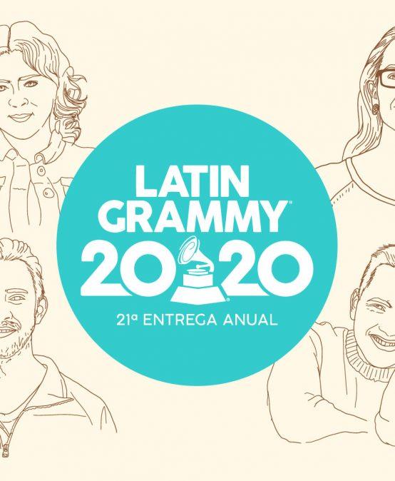 Nominaciones uniandinas en los Grammy Latino 2020