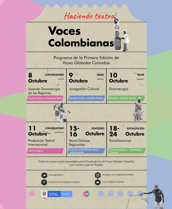 Voces globales Colombia