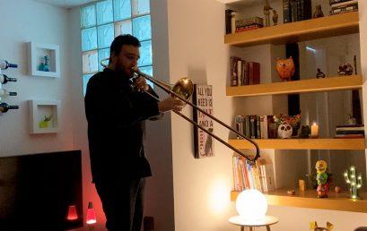 Concierto del mediodía: Sebastián Cifuentes, trombón (Colombia)