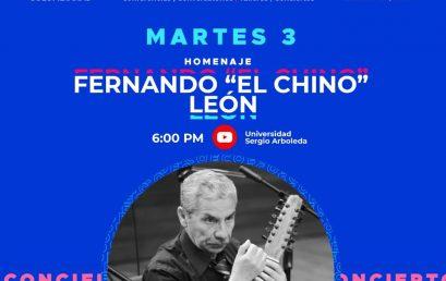 """Homenaje a Luis Fernando """"el chino"""" León Rengifo   ECO"""