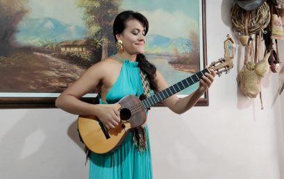 Concierto del mediodía: Zahira Noguera, cuatro y bandola llanera