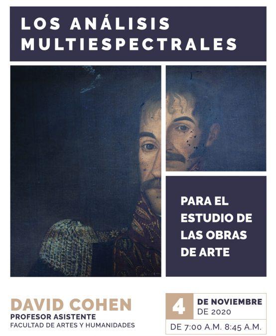 Los análisis multiespectrales para el estudio de las obras de arte