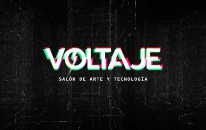 Voltaje, Salón de Arte y Tecnología prepara su primera  edición virtual
