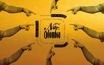 Narcolombia: el libro. Andrea Infante y Paula R. Leuro curaron el libro/catálogo/ensayo visual del proyecto