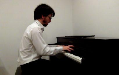 Concierto del mediodía: Simón Vlásov, piano (Rusia)