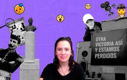 Otra victoria así y estamos perdidos de Ana María Montenegro: Los imperdibles con Adriana García Galán
