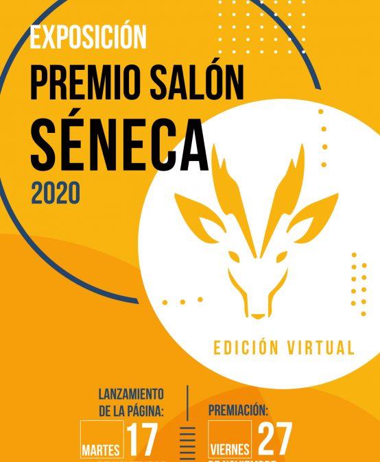 Premiación exposición Premio Salón Séneca 2020