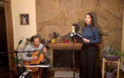 Memento Dúo, mezzosoprano y guitarra (Colombia)