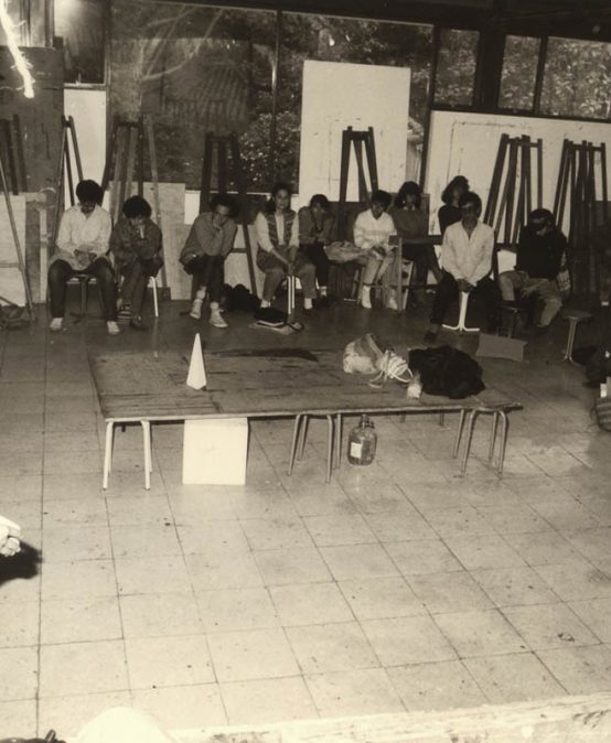 Las transformaciones de la Escuela de Bellas Artes de la Universidad de los Andes