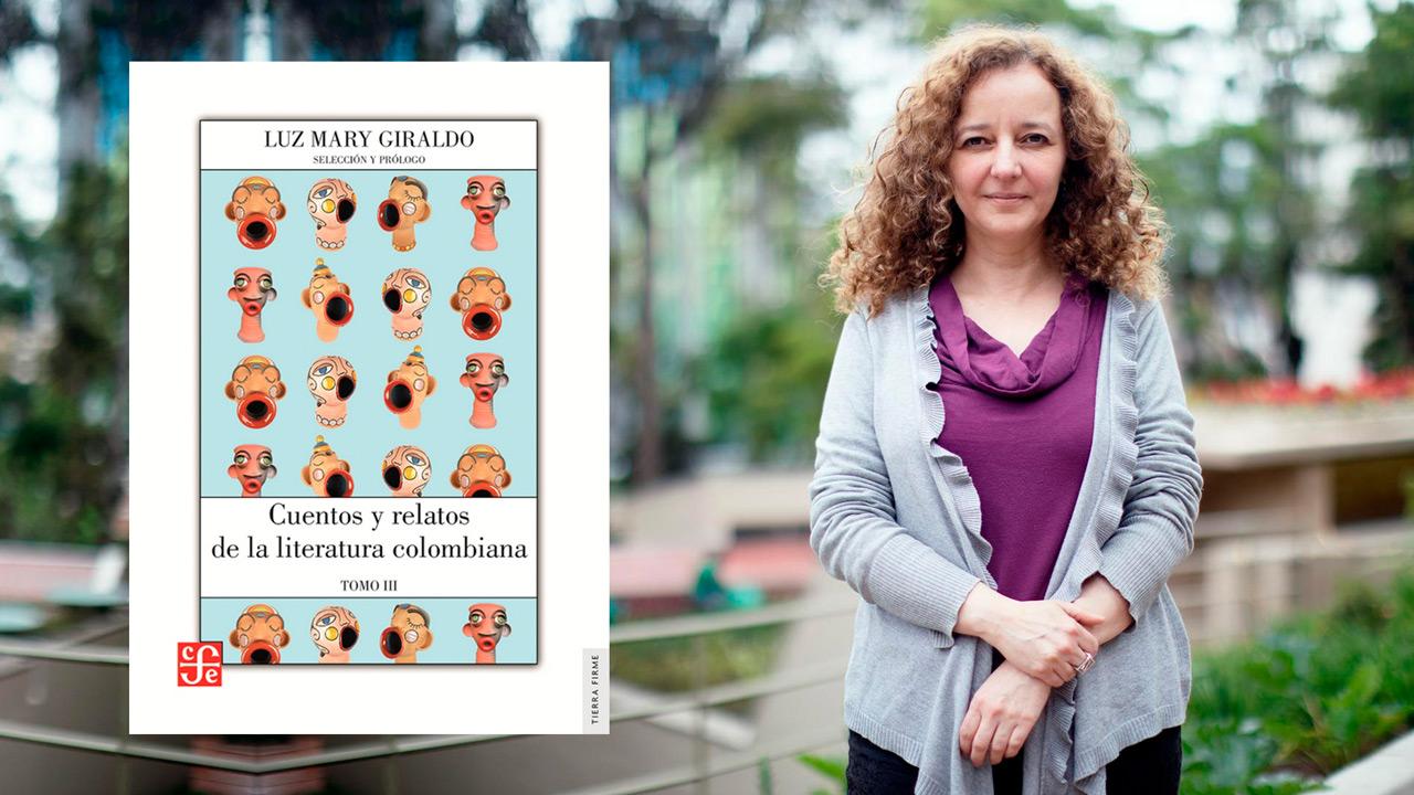 María Mercedes Andrade forma parte del tomo III de la antología Cuentos y relatos de la literatura colombiana