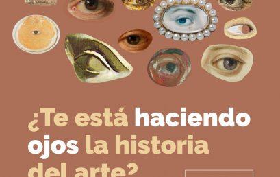 ¿Te está haciendo ojos la historia del arte?