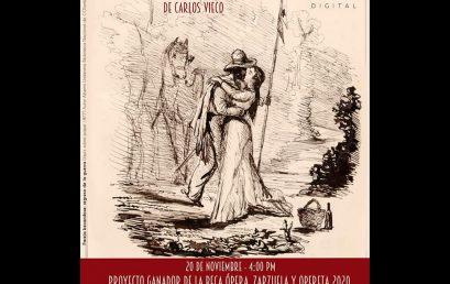Zarzuela 'Romance Esclavo'