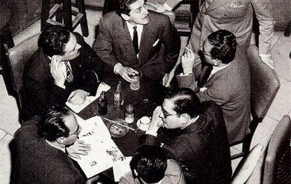 Egresados: Camilo Monje investiga el papel de los cafés del centro de Bogotá en las vanguardias intelectuales