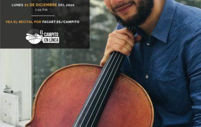 Recital de grado | Andrés Poveda, violonchelo