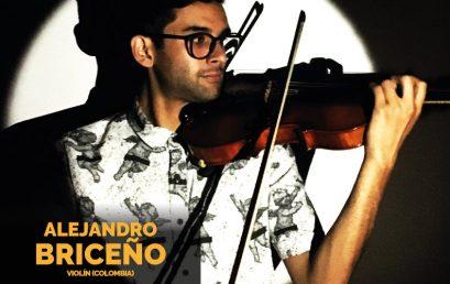 Recital de mitad de carrera | Alejandro Briceño, violín