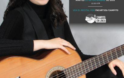 Recital de mitad de carrera | Laura Waken, guitarra