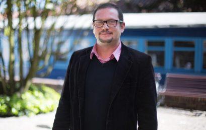 Cinco años del CIC, Centro de Investigación y Creación, Facartes: agradecimiento a David Solodkow