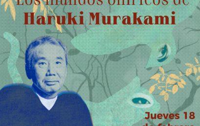 En Uniandinos: Los mundos oníricos de Haruki Murakami
