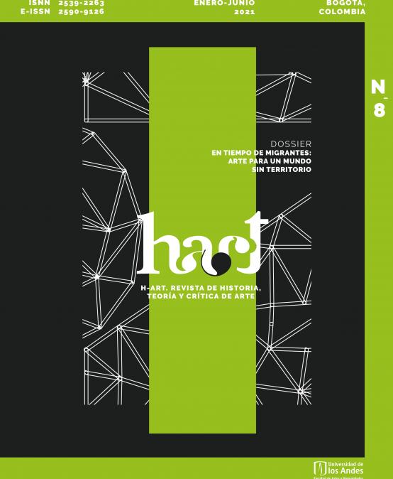 H-ART. Revista de historia, teoría y crítica del arte lanza su número 8