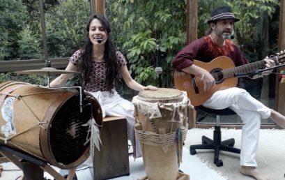 Concierto del mediodía: Danza Colibrí, guitarra y voz (Colombia)