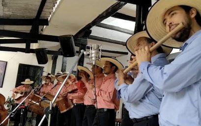 Mastales, chirimía caucana urbana (Colombia) | Concierto del mediodía