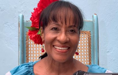 Martina Camargo, cantadora (Colombia)