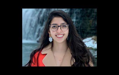 Catalina Rodríguez, egresada de Literatura, es Presidential Fellow en Northwestern University