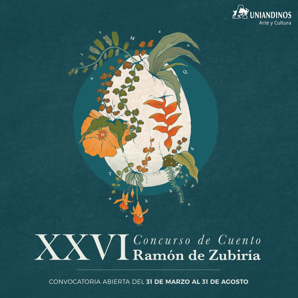 XXVI Concurso de cuento Ramón de Zubiría