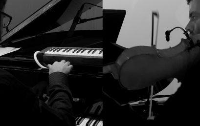 Concierto del mediodía: La Korda Dúo, jazz (Argentina)