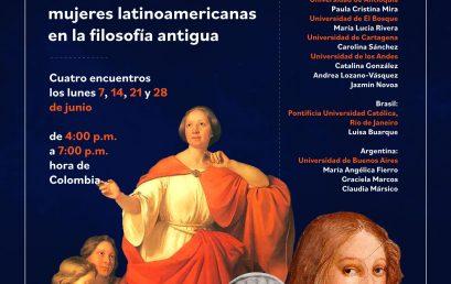 Ni Aspasias, ni Diotimas ni Hipatias: mujeres latinoamericanas en la filosofía antigua
