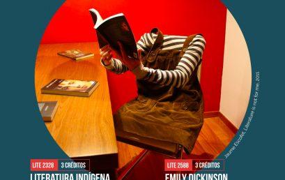 Cursos intersemestrales de Literatura