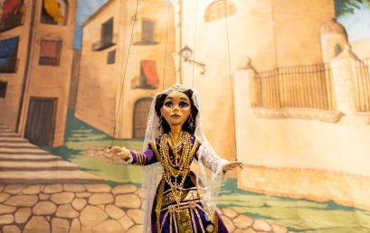 Las marionetas de Jaime Manzur son patrimonio cultural de la Nación