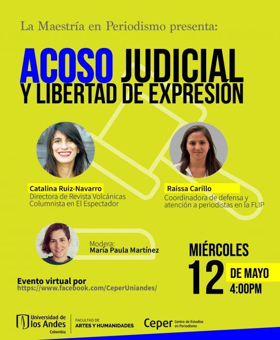 Acoso judicial y libertad de expresión