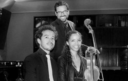 Bogotá Piano Trio en el 30 aniversario del Grupo de Visegrado