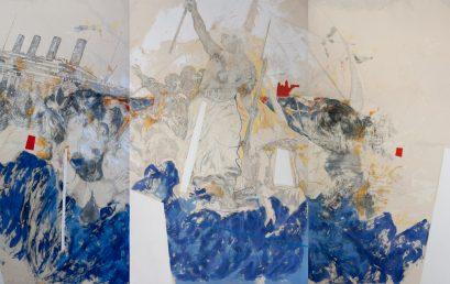 Blog Badac | El arte como revolución: 5 obras de Gustavo Zalamea Traba a propósito del paro nacional