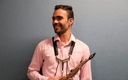 Egresados: Santiago Prada, saxofonista uniandino y seleccionado en la convocatoria Jóvenes intérpretes del Banco de la República