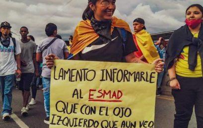 Blog Badac | El lenguaje y los pedazos de papel en espacios de protesta y galerías