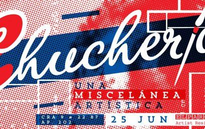 Inauguración exposición Chucherías, una miscelánea artística