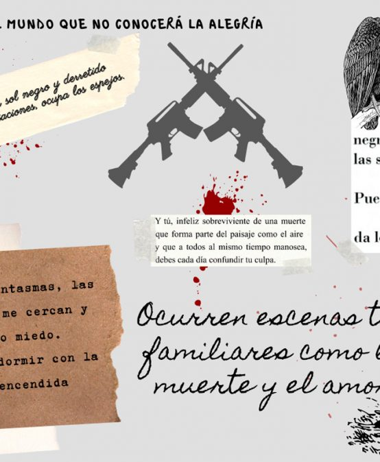 Blog Badac | Las palabras de María Mercedes Carranza reflejadas en la Colombia violenta del Paro Nacional