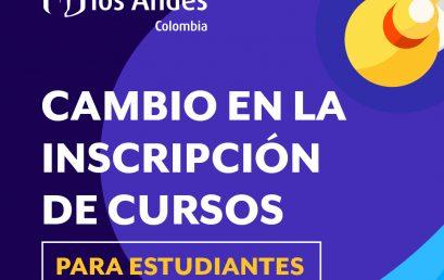 La inscripción de cursos para estudiantes extracreditados cambia