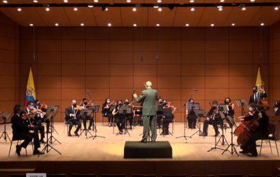 Temporada de Ensambles y Conjuntos 2021-1: Orquesta de los Andes