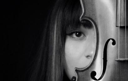 Paula Andrea López, violín