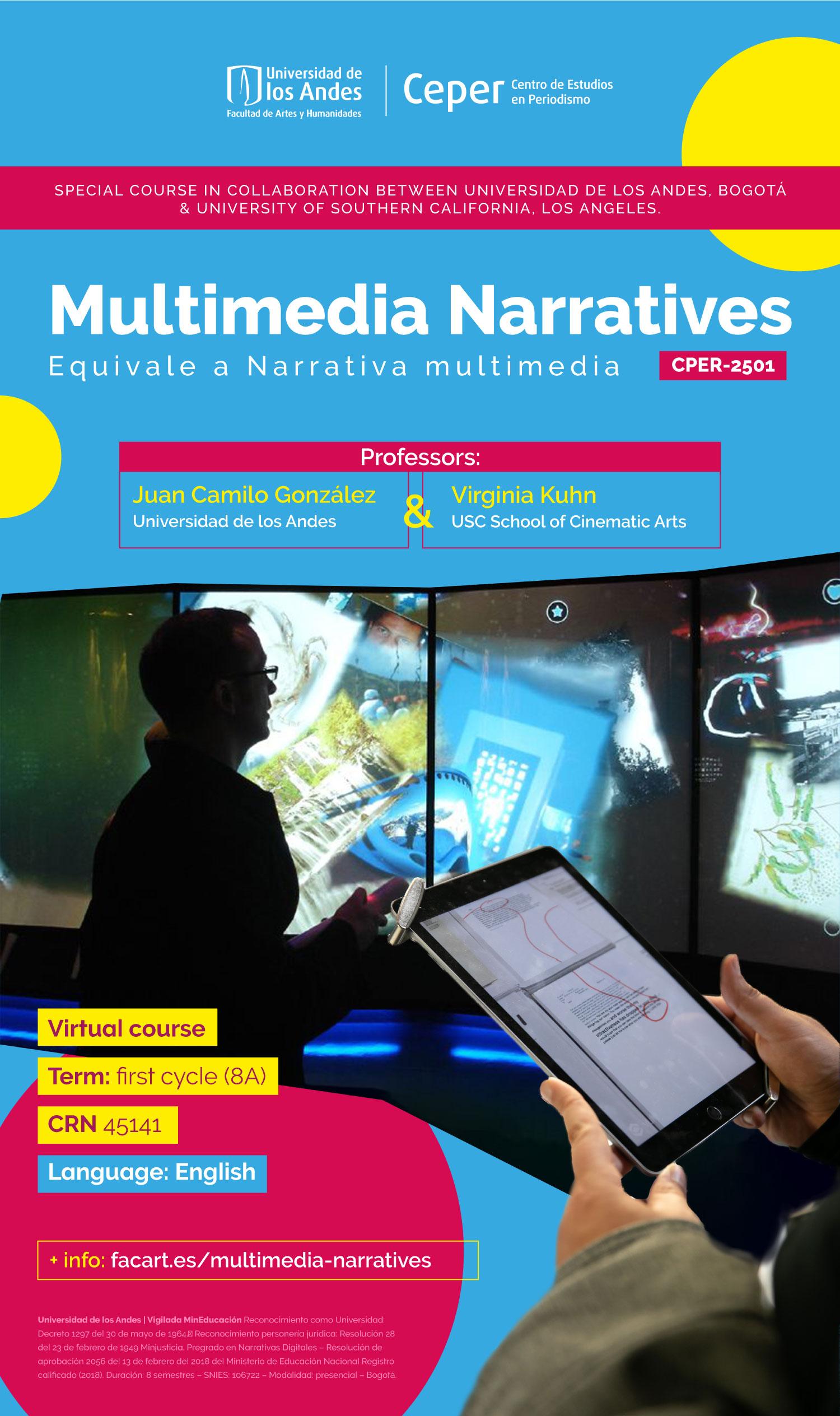 Multimedia Narratives