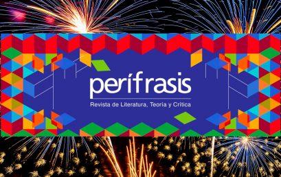 Revista Perífrasis: Q1 según la Red iberoamericana de Innovación y Conocimiento Científico, REDIB