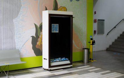 Exposición Befo de Cristian Arias | Sala de proyectos