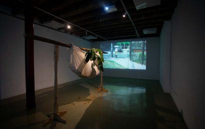 Sala de proyectos | Exposición Ni la muerte nos separa de Eblin Grueso
