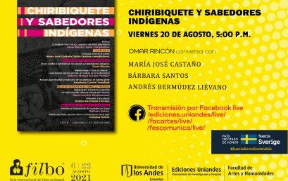 Presentación del libro: Chibiriquete y sabedores indígenas
