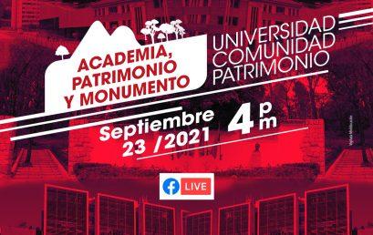 Academia, Patrimonio y Monumento